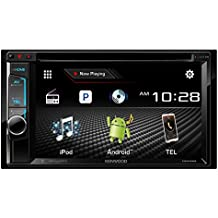 """Kenwood DDX393 6.2"""" Double DIN Multimedia Receiver With Bluetooth"""