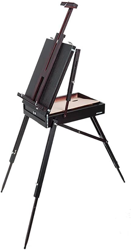 caballete pintura Marco de pintura de madera Cuadro de pintura de ...
