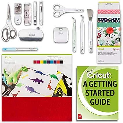Amazon.com: Cricut Maker Accesorios Bundle Beginner Guide ...