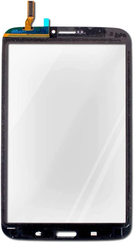 SM-T311, SM-T315 Group Vertical Replacement Touch Screen Digitizer Compatible with Samsung Galaxy Tab 3 8.0 GV+ Performance 3G Model White
