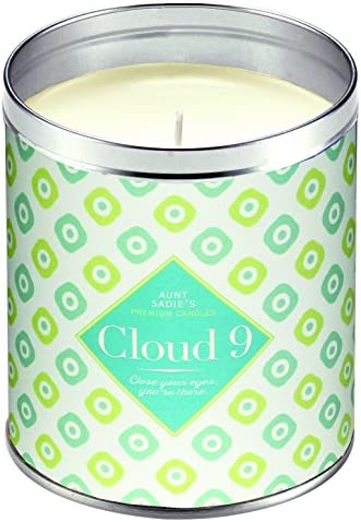 4 by 3.25-inches Grass Aunt Sadies 1024 Orginal Candle