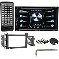 2007-2009 Saturn SKY DVD/iPhone/Pandora/Spotify/Bluetooth/USB Player Receiver