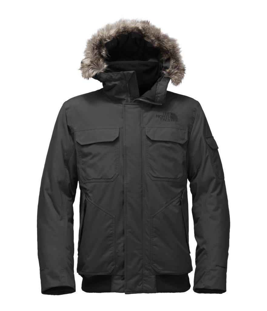 The North Face Men's Gotham Jacket III - Asphalt Grey - XL (Past Season)