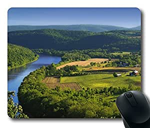 Mouse Pad Meander Desktop Laptop Mousepads Comfortable Office Mouse Pad Mat Cute Gaming Mouse Pad