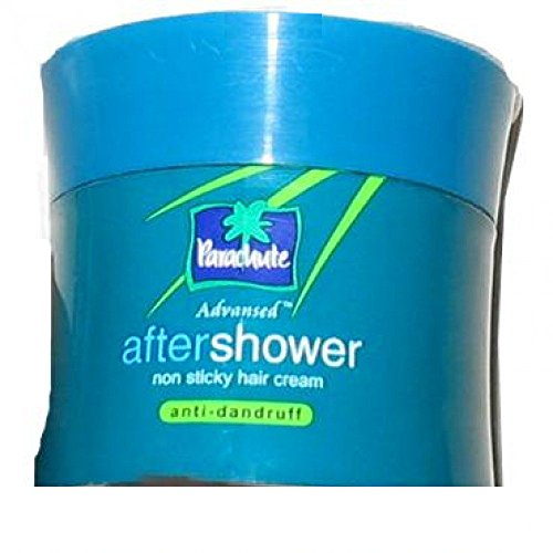Parachute After Shower - Anti Drandruff Cream, 100gm (Pack Of 3)