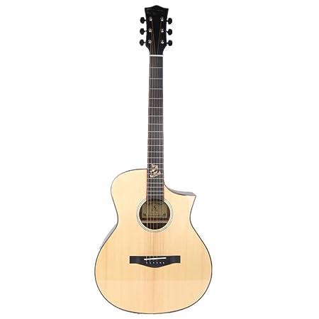 Licyen-jt Guitarra Clasica 40 Pulgadas de Nivel de Entrada de ...