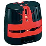 Leica Geosystems LINO L360 Horizontal and Vertical Line Laser, Red/Black by Leica Geosystems