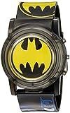 DC Comics Batman Kids BAT6000SR Digital Display Analog Quartz Black Watch