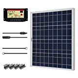 Renogy 50 Watt 12 Volt Polycrystalline Solar Starter - Best Reviews Guide