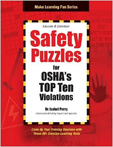 Safety Puzzles For Osha S Top 10 Violations Isabel Perry
