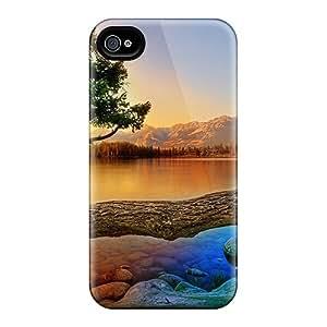 Waterdrop Snap-on Tarantula Tree Hd Custom Color Cases For Iphone 6
