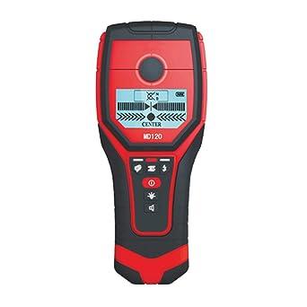 Digital Mini 3 en 1 probador del metro del detector del alambre vivo del metal de