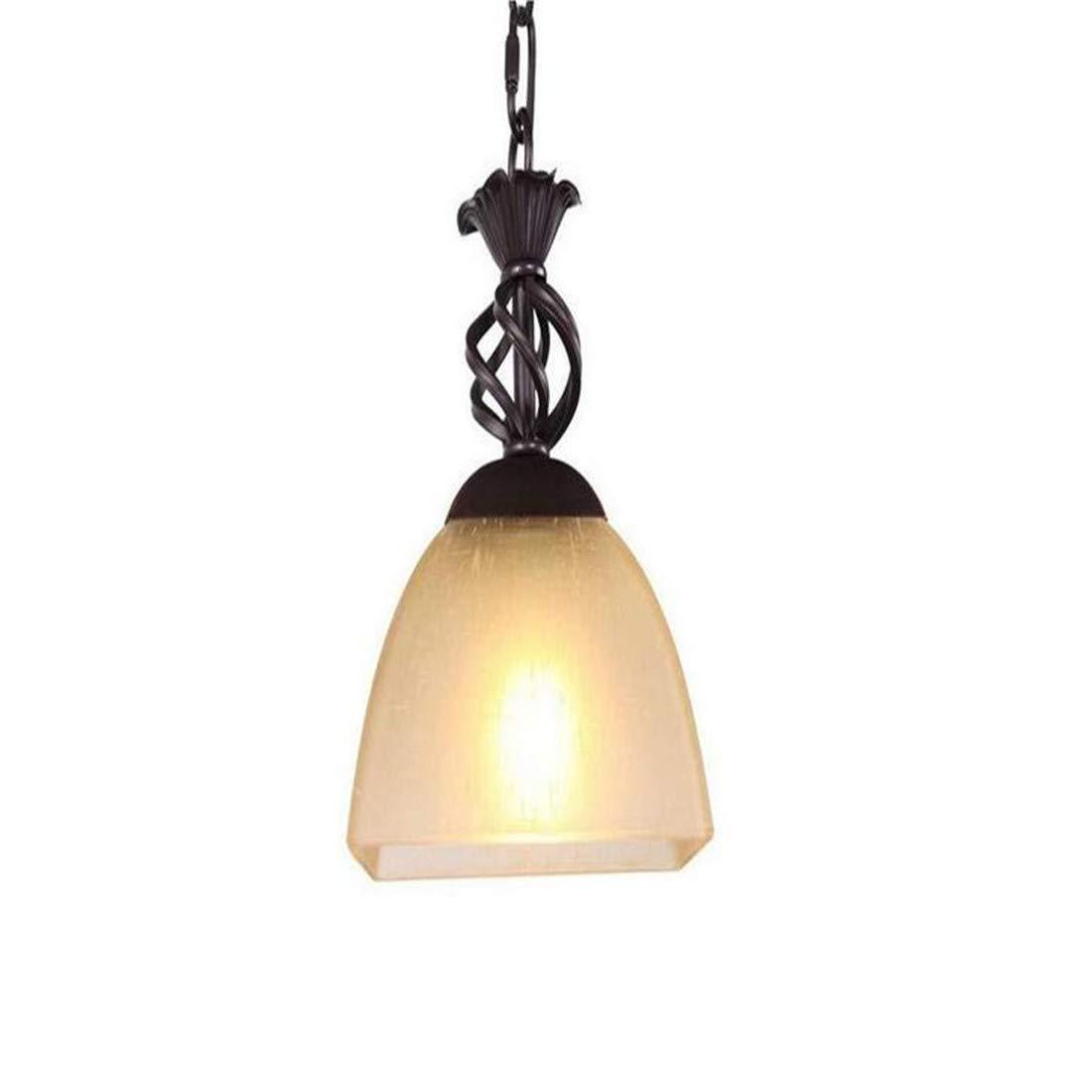 Lámpara Con De Suspensión Metal Una Sala Techo Sola cjL4AS53Rq