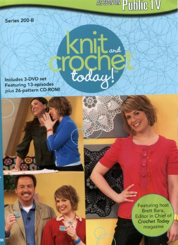 - Knit and Crochet Today!: Series 200-B