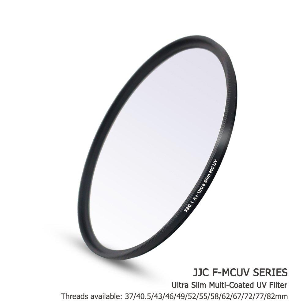 Filtro UV de 49 mm multicapa para Canon EOS M50 M5 M6.......