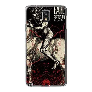 Protector Cell-phone Hard Covers For Samsung Galaxy Note3 (pYo19907CYPa) Allow Personal Design Vivid Grave Band Pictures