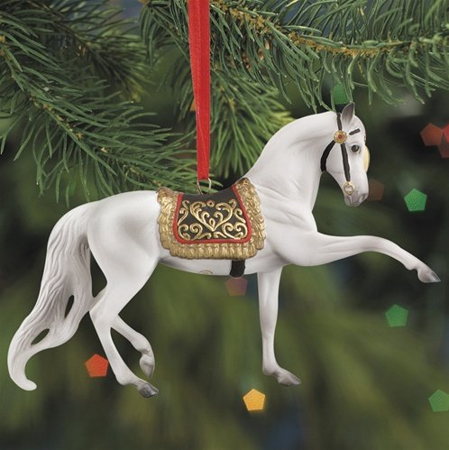 Breyer 2009 Beautiful Breeds Series Andalusian Ornament #700509