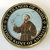 ST. FRANCIS OF ASSISI - Patron Saint of Animals