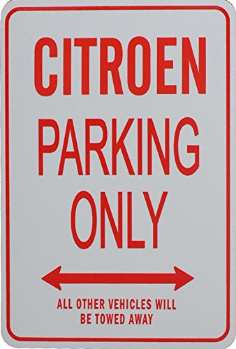 citroen-parking-only-sign-mini-signs-ideal-for-the-motoring-enthusiast