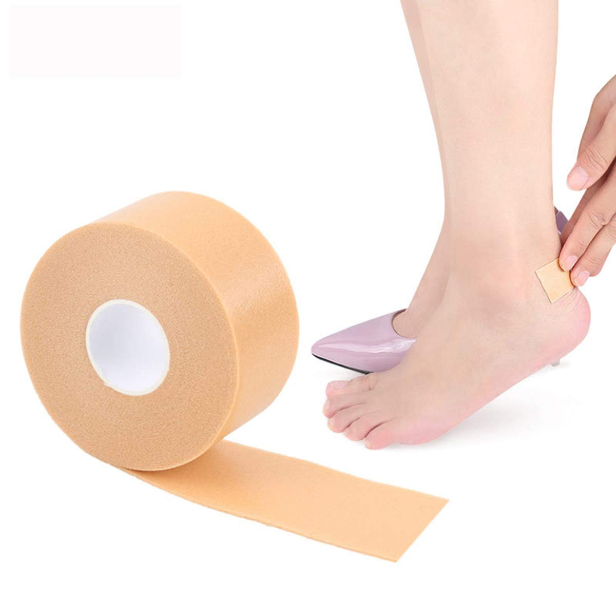 c09a254ea13 Amazon.com: Blister Tape Moleskin Roll Blister Prevention Patches ...