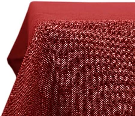El tamaño de este mantel es 150 x 150 cm, 100% poliéster de alta calidad,Fácil de limpiar, cualquier