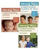 Understanding Infants, Toddlers and Twos, and Preschoolers Set, Gigi Schweikert, 1605541427