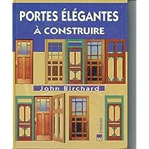 PORTES ELEGANTES A CONST