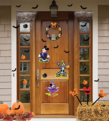 BuyCostumes Mickey and Friends Halloween Deluxe Decorating Kit ()