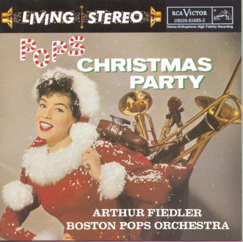 Pops Christmas Party (The Pops Album Boston Christmas)