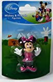 """Disney Mickey Mouse Clubhouse 2""""-3"""" Minnie Mouse Figurine Cake Topper"""