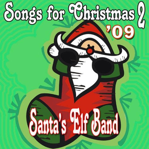 Songs for christmas 2 clean by santa 39 s elf band on for Music to clean to