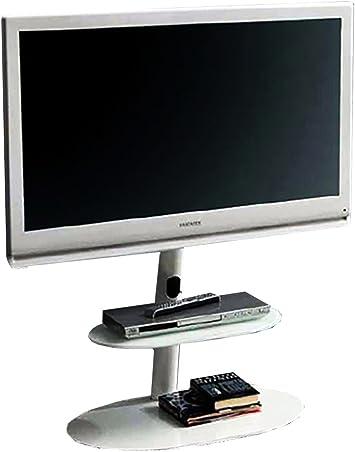 Admon H214 de la Torre de Pantalla para televisor - Blanco: Amazon.es: Electrónica