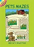 Pets Mazes (Dover Little Activity Books)