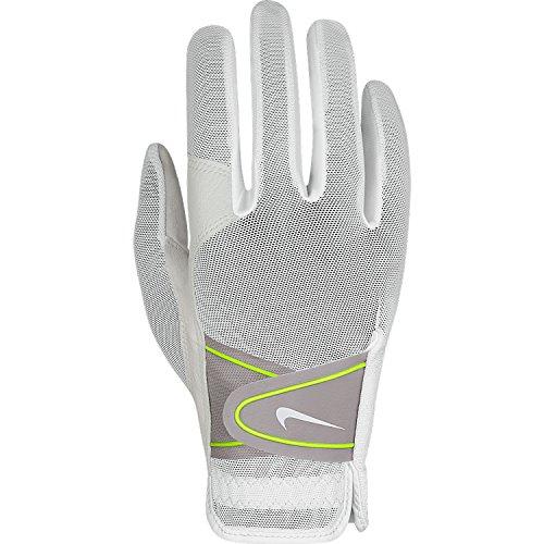 Nike GG0474 107 Women's Summerlite Golf Glove, Medium-Large,