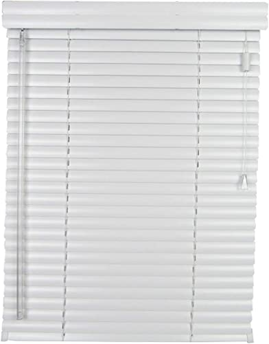 spotblinds Custom Made 1 Inch Choice Aluminum Mini Blinds 56 Inches to 68 Inche