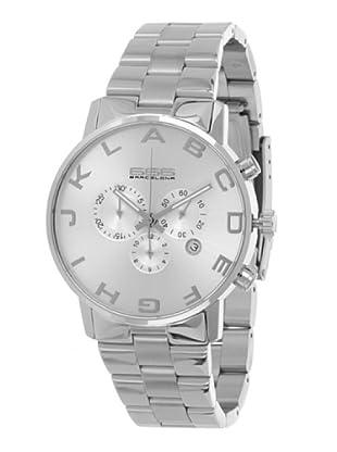 c54c55cf9644 666 Barcelona Reloj Alphabet Chrono Steel