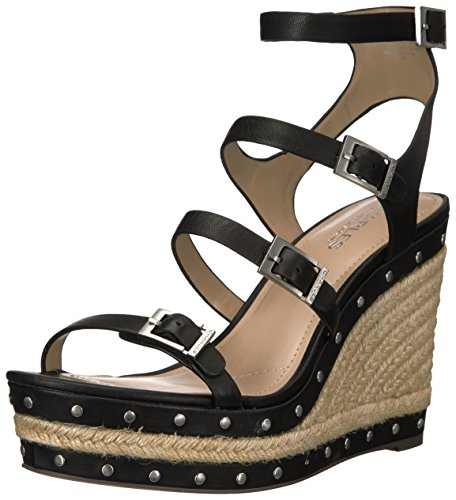Sandal Women by David Wedge Larissa Charles Black Charles FO1qaPw4