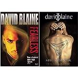 David Blaine: 2 DVD Collection - Live Street Magic Specials (Fearless / What Is Magic? / Drowned Alive / Vertigo)