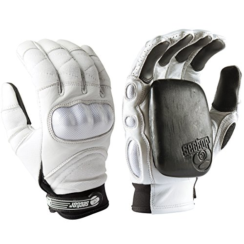 - Sector 9 Boxer II Slide Gloves - White - SM/MD