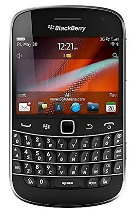 Amazon.com: Blackberry BY-9900 Unlocked Cell Phone