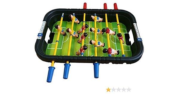 Takestop® Futbolín Fútbol de mesa juguete Fútbol Futbolín Mini ...