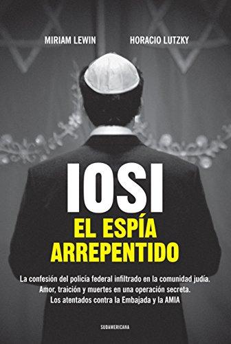 Iosi  El espía arrepentido (Spanish Edition) - Kindle edition by ... 6c679916e84