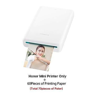 Mini Impresora fotográfica Impresoras portátiles de Bolsillo ...