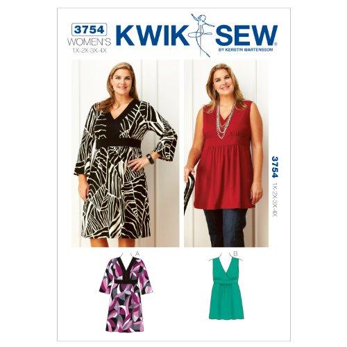 4x dress patterns - 6