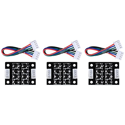 BIQU TL-Smoother Kit Addon Module for Pattern Elimination Motor Filter Clipping Filter 3D Printer Motor Drivers Controller (3)
