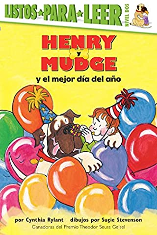 Henry and Mudge and the Best Day of All (Spanish Edition) (Henry & Mudge) (Best Childrens Books In Spanish)