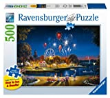 Star Spangled Jigsaw Puzzle, Large Format, 500-Piece
