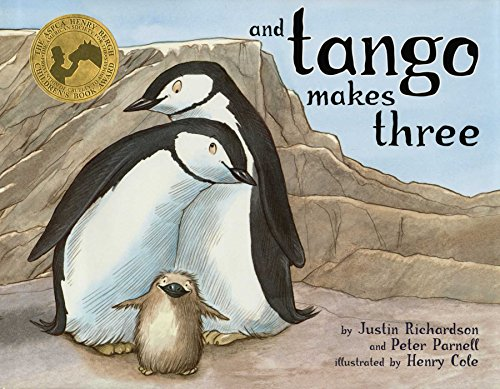 And Tango Makes Three by [Richardson, Justin, Parnell, Peter]