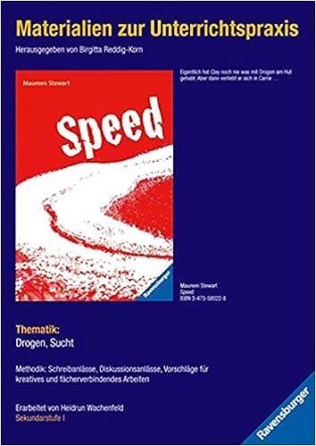 Materialien zur Unterrichtspraxis - Maureen Stewart: Speed