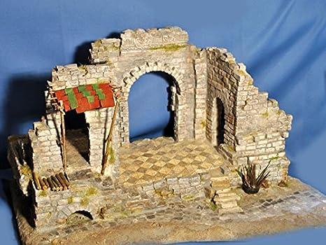 4 Silikonformen Im Set Ruinen Bausteine Selber Giessen Nr 1 Bis 4